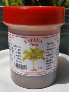 Batana-Oil-Original-Pure-Ojon-Palm-3-oz-Honduras-La-Mosquitia-FREE-SHIPPING