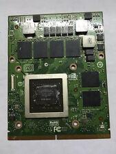 NVIDIA GTX 770M 3GB GPU Gaming Graphics Video card MXM MXM3 Mobile Workstation