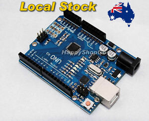 2017-Uno-R3-Arduino-Compatible-ATmega328P-DIY-Upgrade-SMD-USB-OZ-Stock