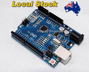 2015-Uno-R3-Arduino-Compatible-ATmega328P-DIY-Upgrade-SMD-USB-OZ-Stock