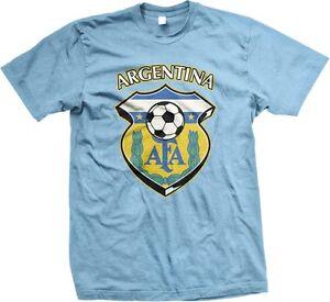 fe731d6a6 Image is loading Argentina-AFA-Logo-Soccer-Argentine-Football-Association -World-