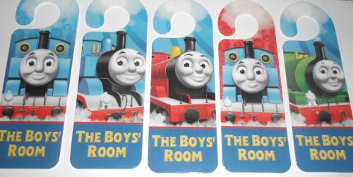 Neuf-officiel-THOMAS THE TANK ENGINE-porte cintre-The Boy/'s room