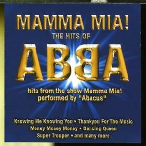 ABBA-Mamma-Mia-The-Hits-of-Abba-CD-2007-Expertly-Refurbished-Product