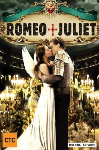 1 of 1 - Romeo And Juliet (DVD, 2007) VGC Pre-owned (D104)