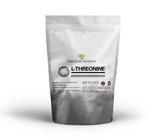 L-THREONINE-Pure-Powder-PHARMACEUTICAL-GRADE-Amino-Acids