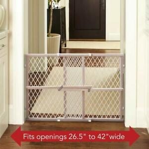 Ordinaire Details About Baby Safety Gate Child Toddler Pet Dog Cat Door Indoor Fence  Safe Kids Baby USA