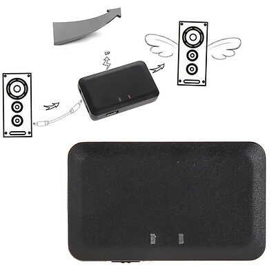 3.5mm Wireless Bluetooth Music A2DP Stereo HiFi Audio Dongle Adapter Receiver