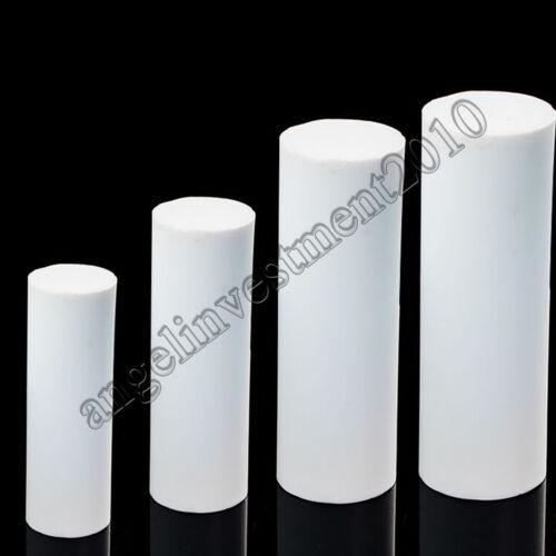 1pcs New 60mm Long PTFE Teflon Round Rod Bar  Dia 10mm
