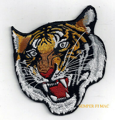 NEW TIGER POWER MARTIAL ARTS PATCH