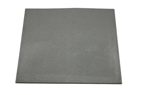 Mid Grey Indoor Contract Quality Rubber Terrazzo Chip Confetti Tiles 500x 3mm