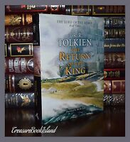 The Return of the King By JRR Tolkien Lord of Rings New Collectible Hardcover