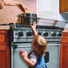 Prince Lionheart Cooker Guard - Hob Safety Cooking Baby Toddler Child Adjustable