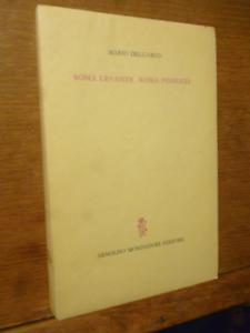 MARIO-DELL-039-ARCO-ROMA-LEVANTE-ROMA-PONENTE-Mondadori-1965-Autografato
