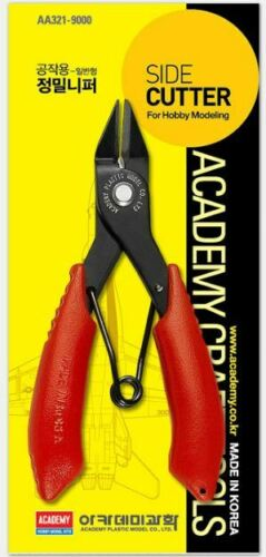 Academy #15920 Side Cutter Precision General Nipper for Plastic Model Kit