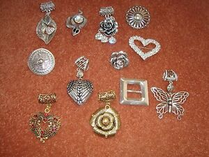 Scarf Rings  Brooch Buckle Ring Clip Holders Jewellery
