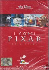 Dvd Disney **I CORTI PIXAR COLLECTION ~ PRIMO VOLUME** nuovo