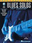 Blues Solos for Guitar with CD (Audio) von Keith Wyatt (2000, Taschenbuch)