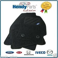 New! GENUINE FORD MONDEO 2001 - 2007 CARPET MATS FRONT AND REAR MK3 inc ST