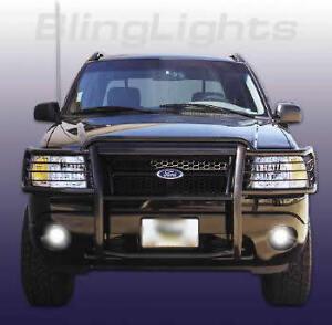 Image Is Loading Xenon Halogen Fog Lights Kit For 2001 2003