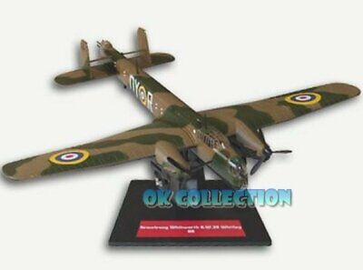/_39 Altaya 1:144 Bombardiere //Bomber Air ARMSTRONG WHITWORTH A.W.38 WHITLEY UK