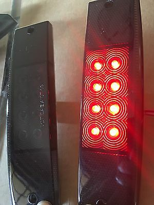 Rear Side Red Tail Light Brake Lamp for Polaris Ranger 500 and 400 years 11-13