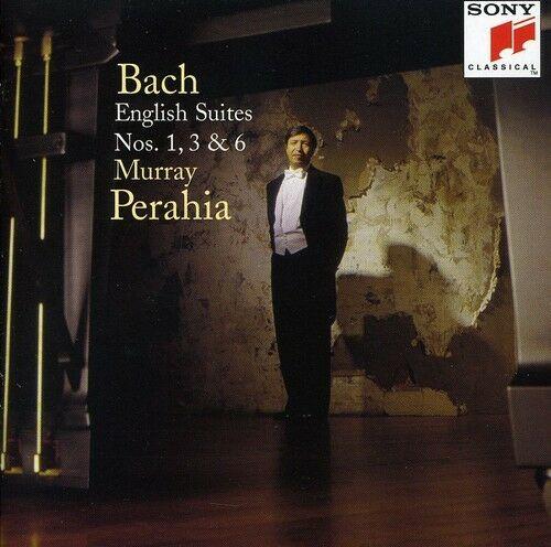 Murray Perahia - Bach J.S: English Suites Nos 1 / 3 & 6 [New CD] Germany - Impor