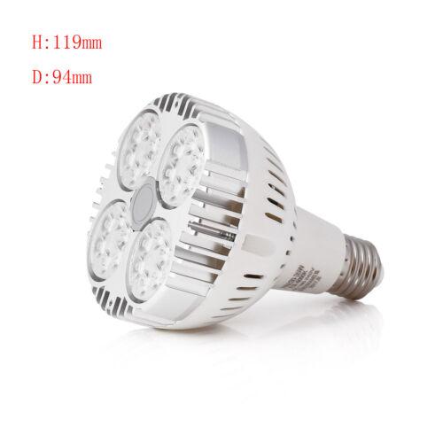 PAR30 E27 35W LED Spotlight Bulb OSRAM Chips Cool Neutral Warm White Lamp Bright