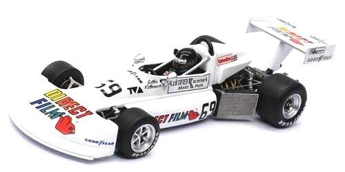Villeneuve Formula Atlantic Rivieres Park 1976 1:43 March Ford 76b Cosworth G