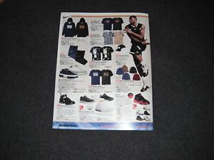 Vintage Lebron James Steve Nash Eastbay Ad Nike Shoes Ebay