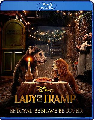 Lady And The Tramp Blu Ray Disney 2019 Ebay