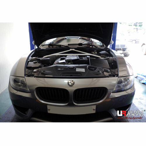 ULTRA RACING 2003-2008 BMW E85 Z4 3-POINT FRONT STRUT TOWER BAR UR-TW3-1175