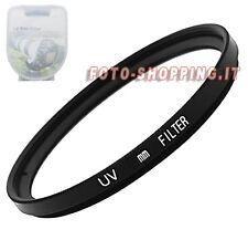 FILTRO UV 46MM HD DIGITAL ULTRAVIOLETTO PRO1 FILTER NO HOYA MARUMI B&W CANON