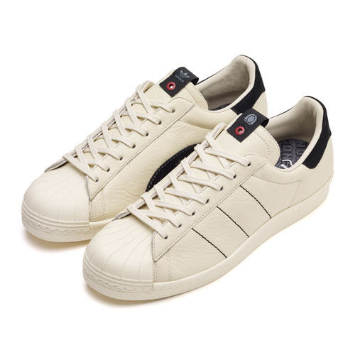 huge discount 33ec3 b8f83 adidas Consortium Kasina X Superstar 80s White Bb1835 Yeezy YZY for sale  online  eBay