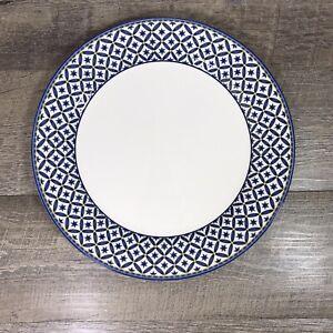 Victoria-amp-Beale-WILLIAMSBURG-12-034-Chop-Plate-Round-Platter-Starburst-White-Blue