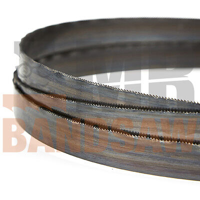"88 1/4"" (2240mm) x 1/4"" x .025"" BANDSAW BLADE VARIOUS TPI's, WOOD CUTTING"