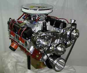 Details about Chrysler 360 Stroker Crate Engine With 475HP Dyno Tested  Custom Built