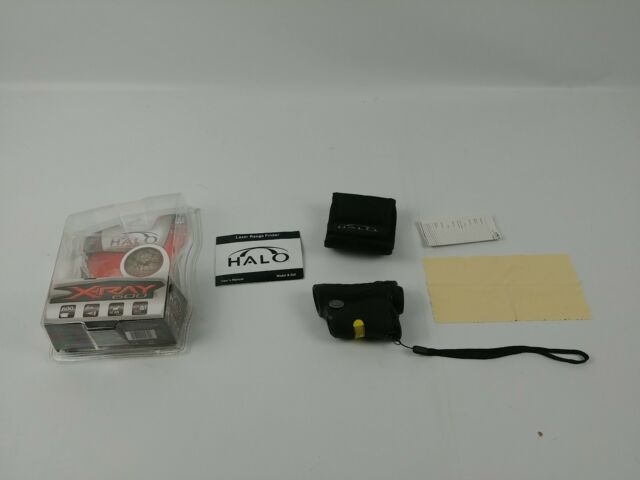 For Repair - Halo X Ray Z6X 600 Laser Range Finder Wild Game Innovations on