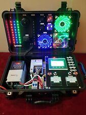 Allen Bradley Compactlogix Plc Trainer 1769 L16er Analog Inout Vfd Hmi