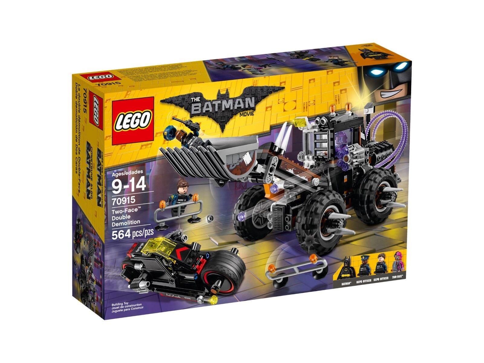 LEGO ® The LEGO ® Batman Movie ™ 70915 double MALHEUR-NEUF & neuf dans sa boîte -