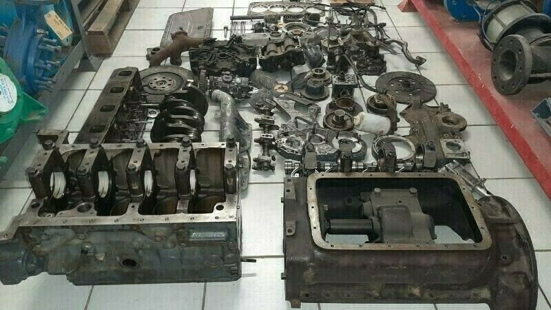 New Holland 7056 Tractor Engine Spares