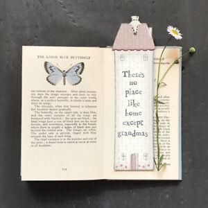 Grandmas-Grandmother-Card-Bookmark-East-of-India-Secret-Santa-Gift-Xmas-Present