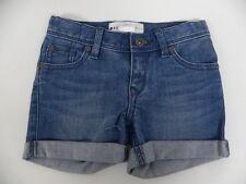 Roxy Kids Sz 5 Medium Denim Shorts TW Selah Bright Blue