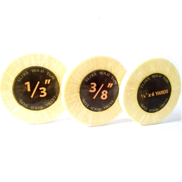 Ultra Hold Hair Extension Tape Roll Weft Weave Sticky Adhesive Double Sided