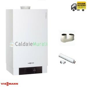 Details About Boiler Viessmann Vitodens 200 W 35 Kw Condensing And Installation Kit Show Original Title