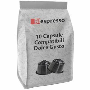 450 Capsule Cialde caffè compatibili con Nescafè Dolce Gusto miscela Cremoso