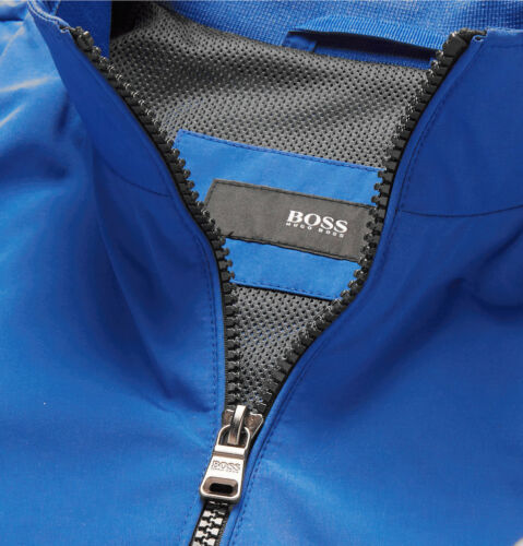 With New Brand Blouson Shell Tags fit Jacket Slim Men's Hugo Boss r5rqdw