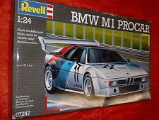 Revell 07247  BMW M1 Procar  1:24  v.2003