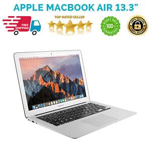 Apple-MacBook-Air-13-3-034-256gb-SSD-Core-i5-5th-Gen-1-8ghz-8gb-Modell-2017-A-Grade