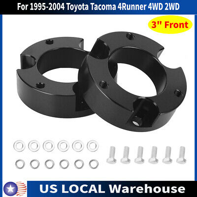 """2/"""" Front Leveling Lift Kit Fits Toyota Tacoma 4Runner 1995 to 2004 4WD and 2WD"""
