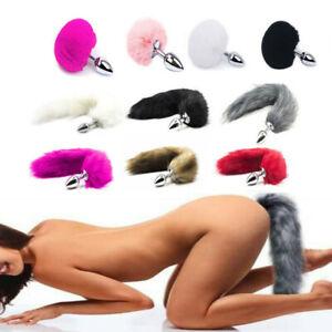 sex with a butt plug fetische